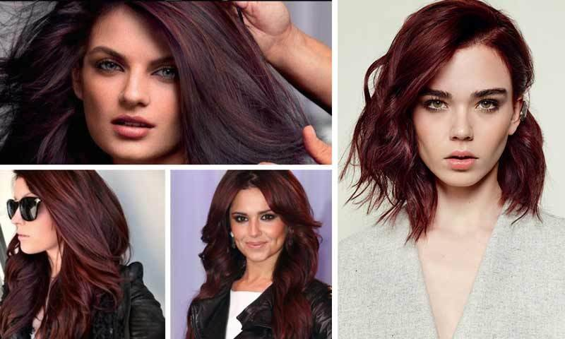 The Best Cherry Cola Hair Color Formula How To Get Sally S At Pictures