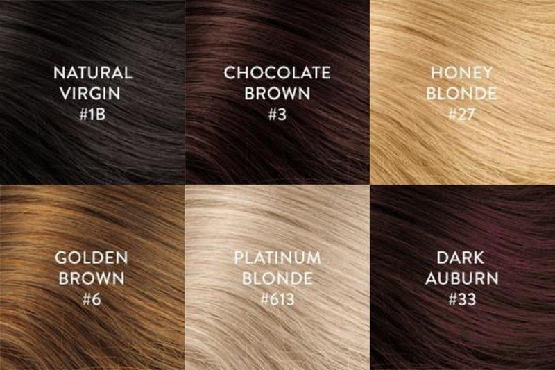 The Best Dark Auburn Hair Color Chart Review Henna Pictures