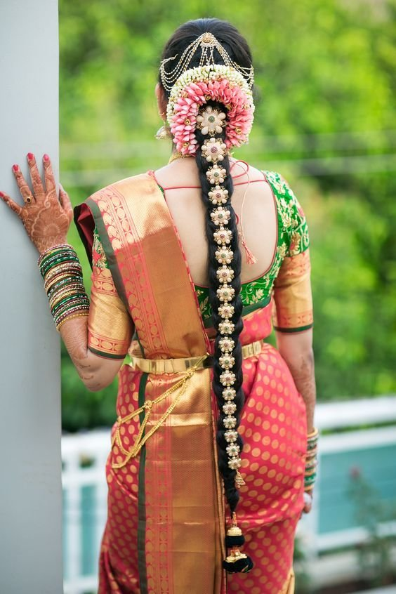 The Best Most Beautiful South Indian Bridal Look Style Pictures