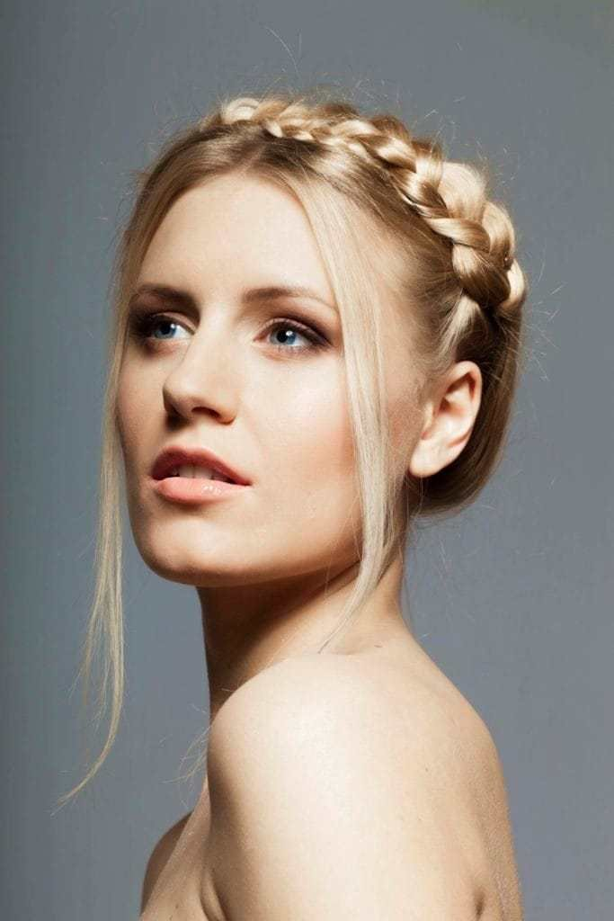 The Best Chic Wedding Styles For Thin Hair Pictures