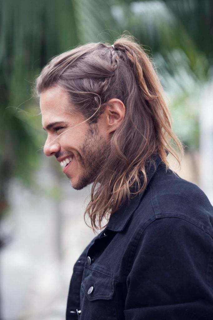 The Best Long Hairstyles For Men 10 Fresh Cool Styles To Try Pictures