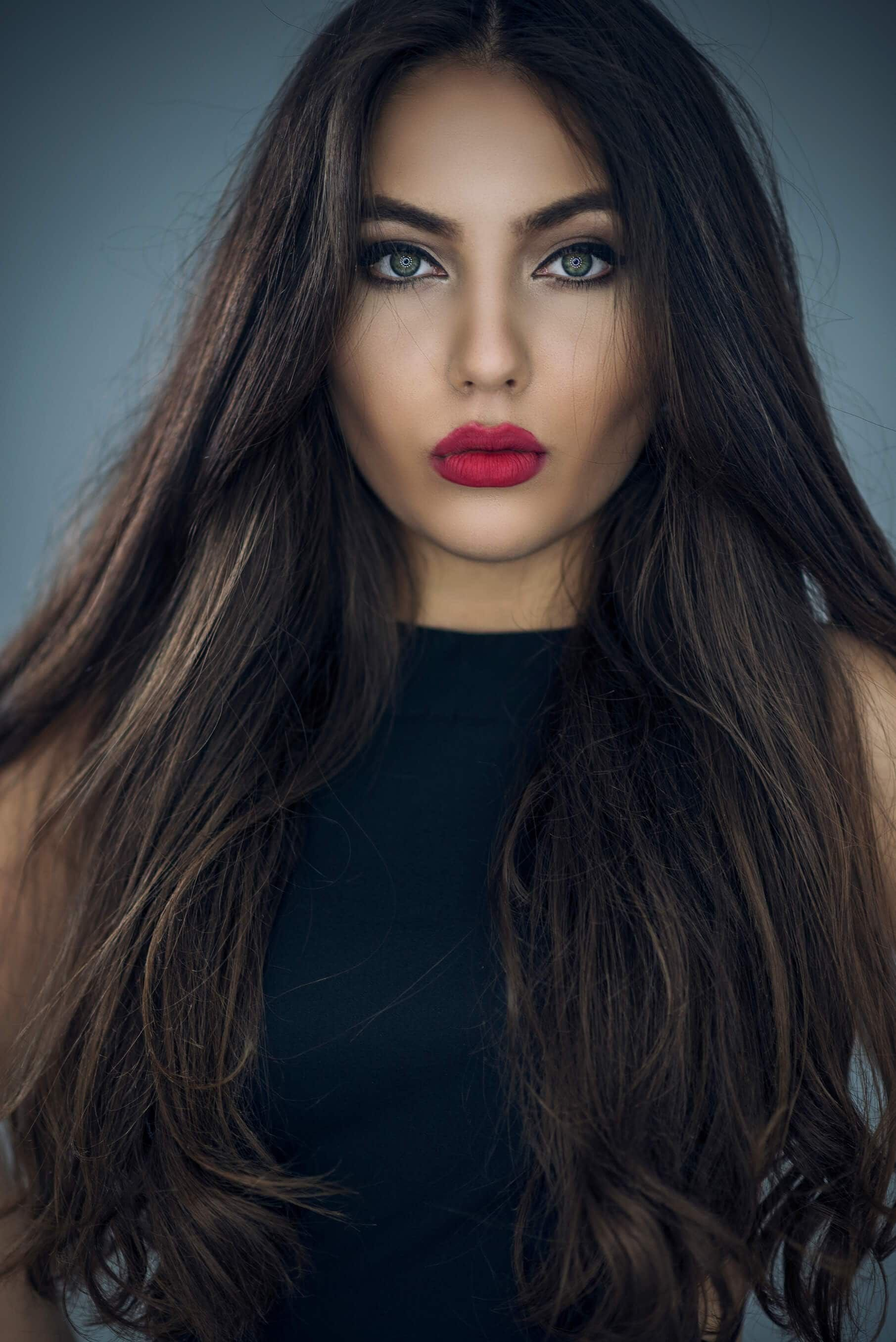 The Best Long Thick Hair 6 Gorgeous Hairstyles For The Holidays Pictures