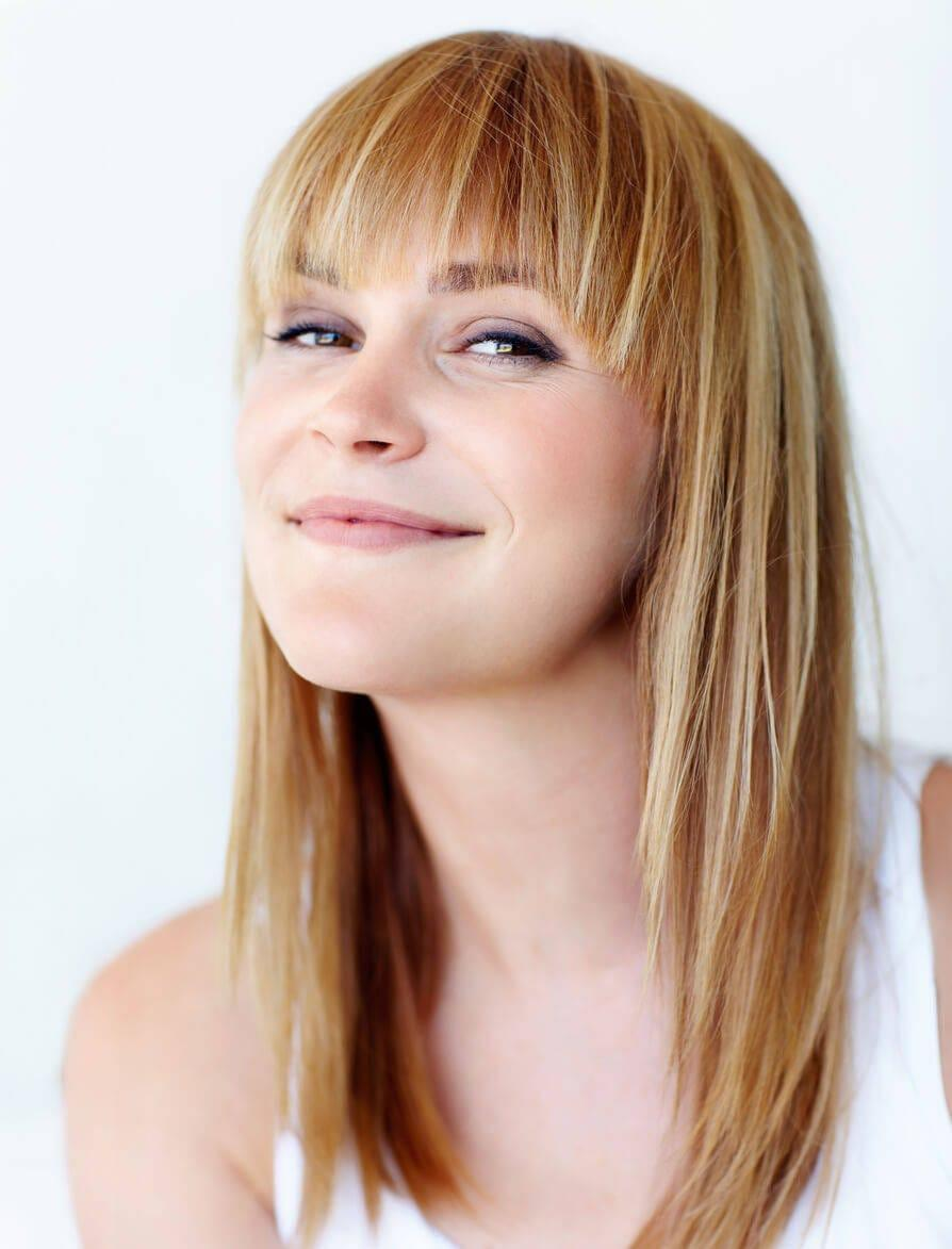 The Best 30 Awesome Layered Haircuts With Bangs For 2019 All Pictures