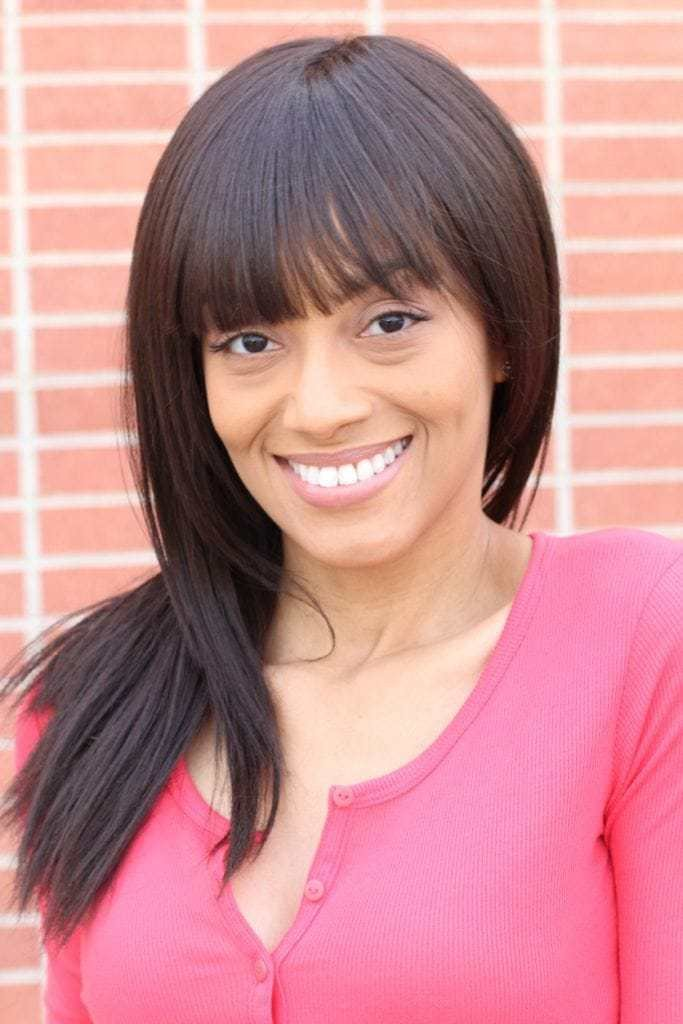 The Best Black Hairstyles With Bangs 16 Styles That Will Make You Pictures