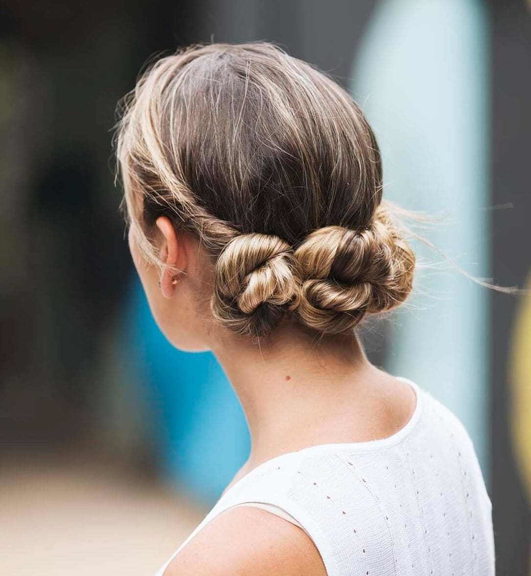 The Best 8 Uber Chic Chignon Hairstyles For Your Wedding Day Pictures