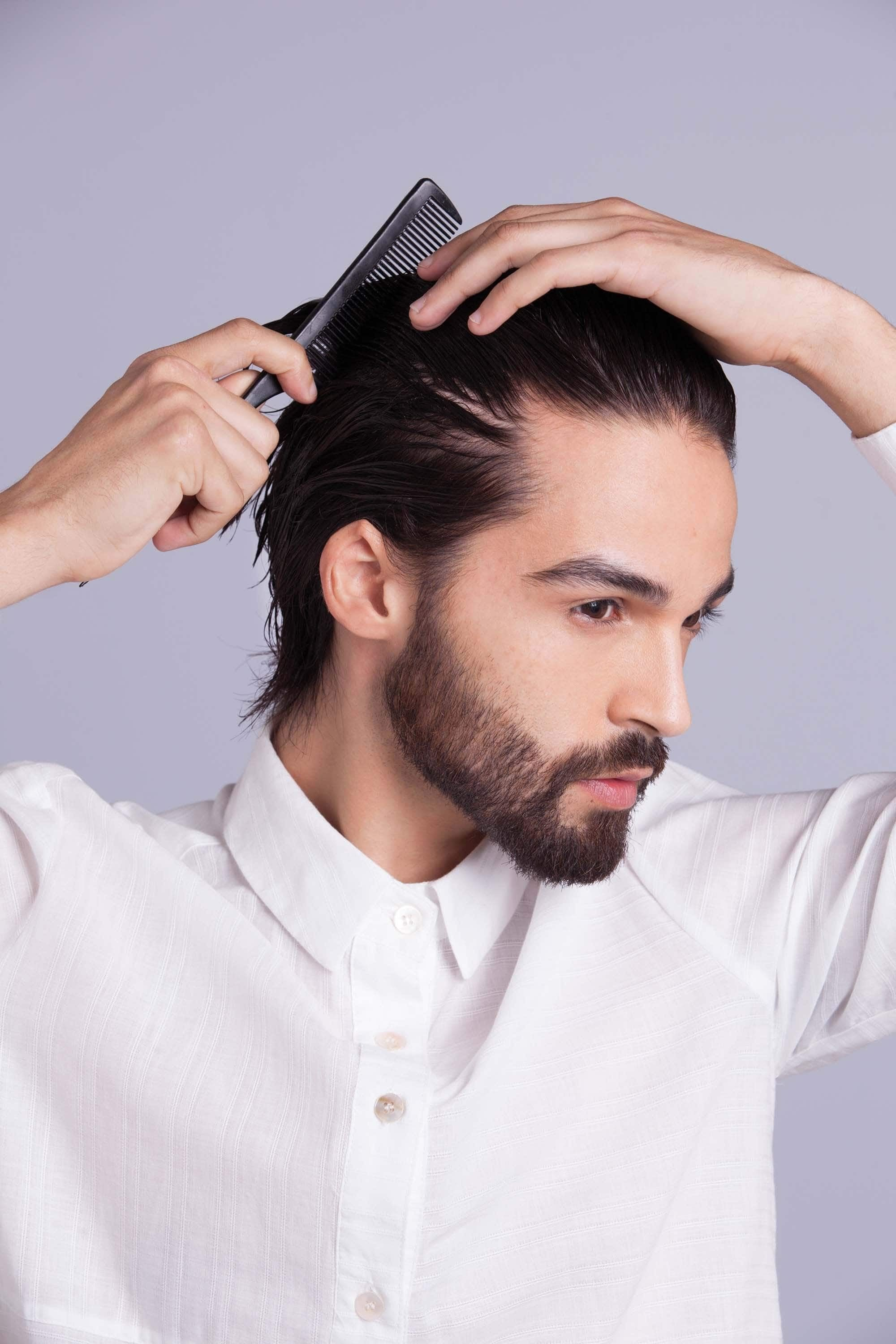 The Best How To Use Hair Gel For Men Our Top Tips All Things Hair Uk Pictures
