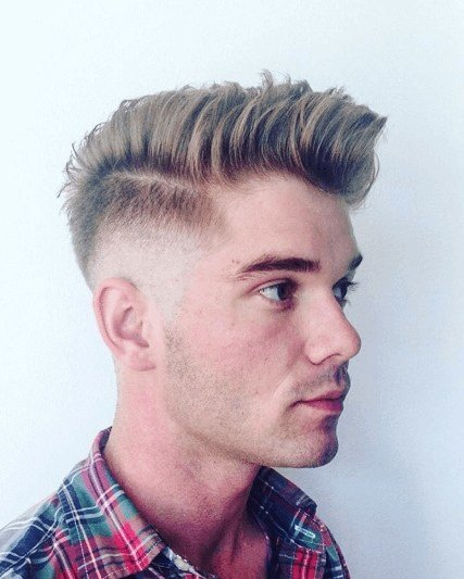 The Best Super Sharp Fade Haircuts For Every Man Pictures