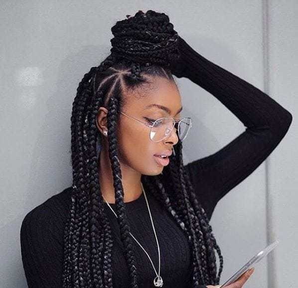 The Best Braided Hairstyles For Black Women Looks You Need To Try Pictures