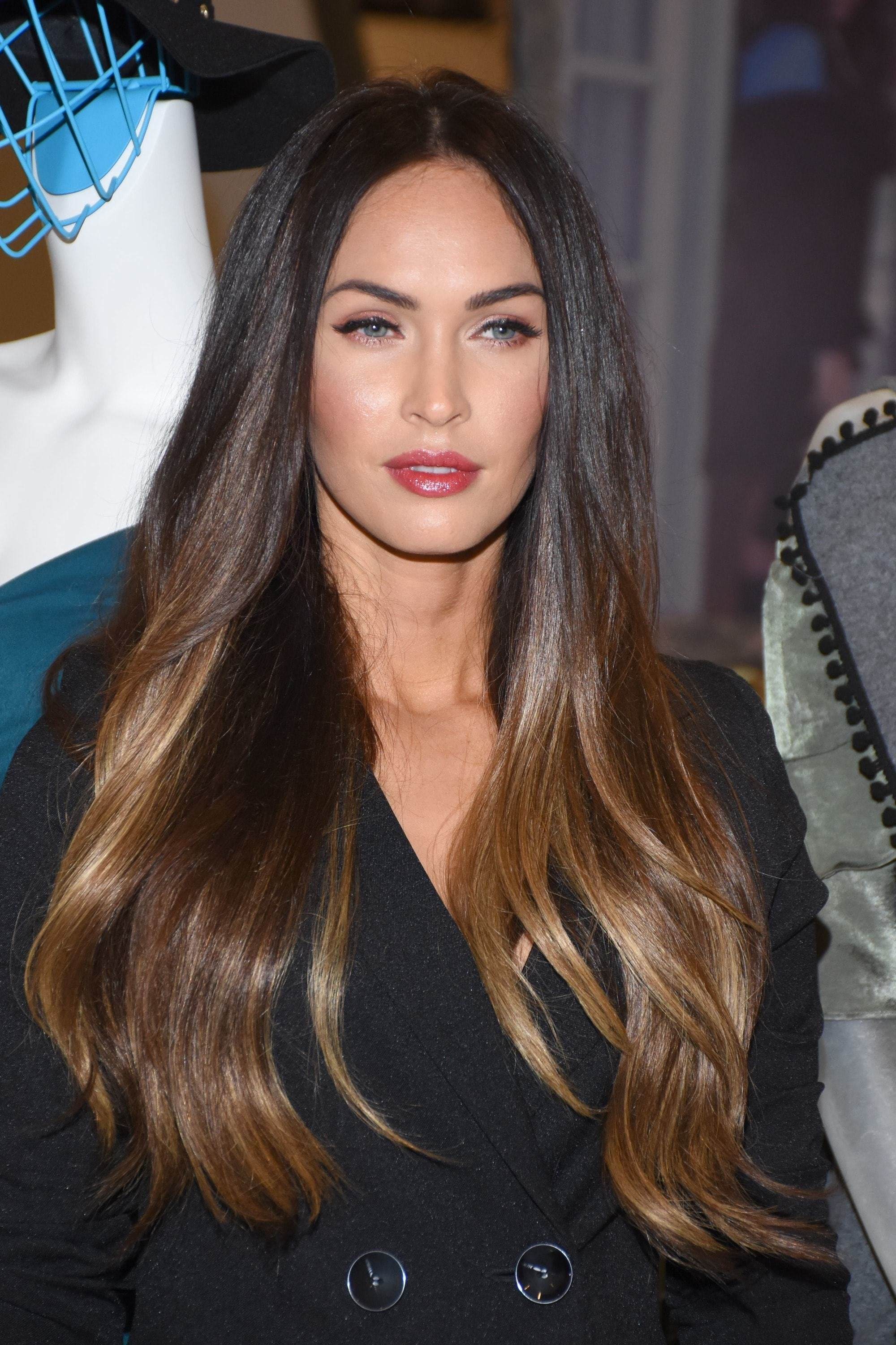 The Best 8 Celeb Styles That Prove Balayage Straight Hair Is Always Pictures