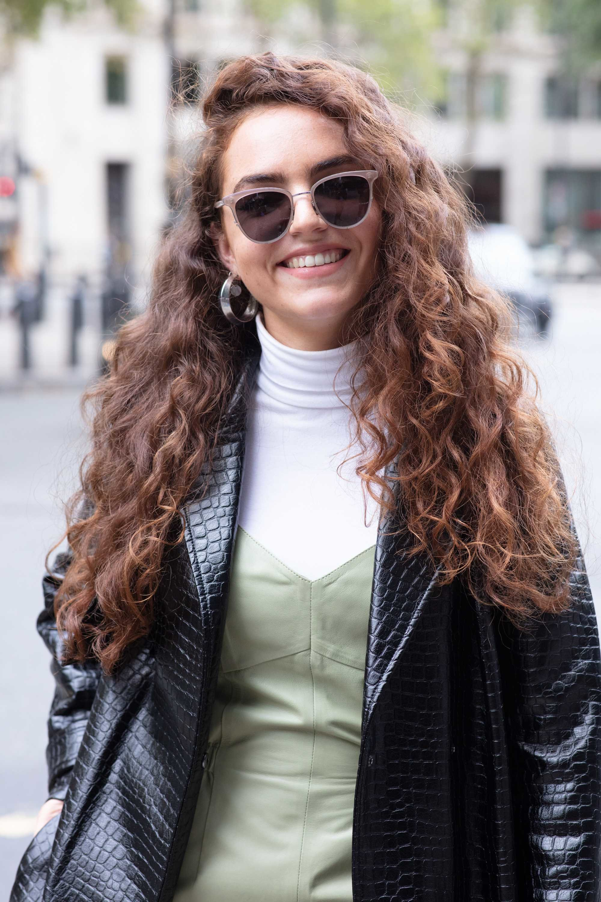 The Best London Fashion Week 2018 The Best Street Style Hair Pictures