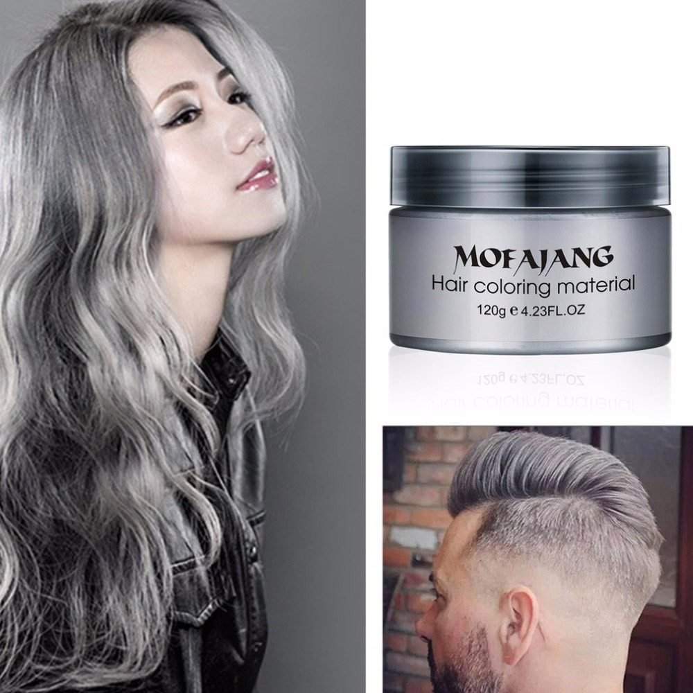 The Best Salon Hair Styling Pomade Silver Ash Grandma Grey Hair Pictures