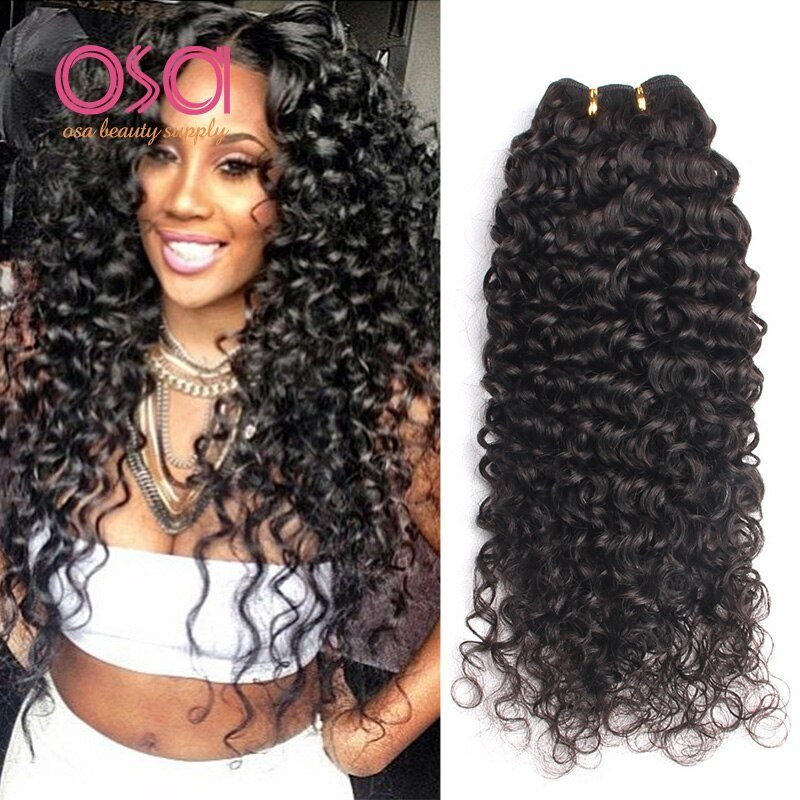 The Best 3 Bundles Brazilian V*Rg*N Hair Deep Curly Brazilian Hair Pictures