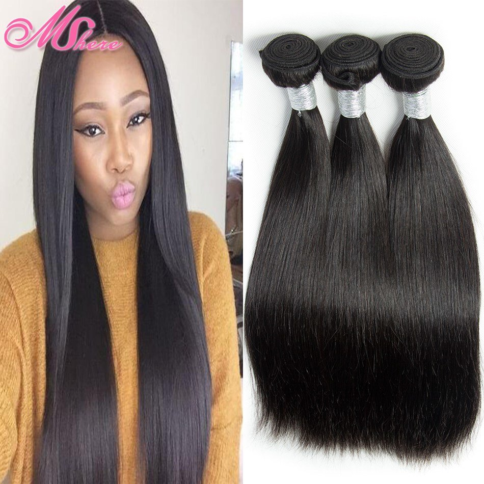 The Best Aliexpress Com Buy Mshere Hair Peruvian V*Rg*N Hair Pictures
