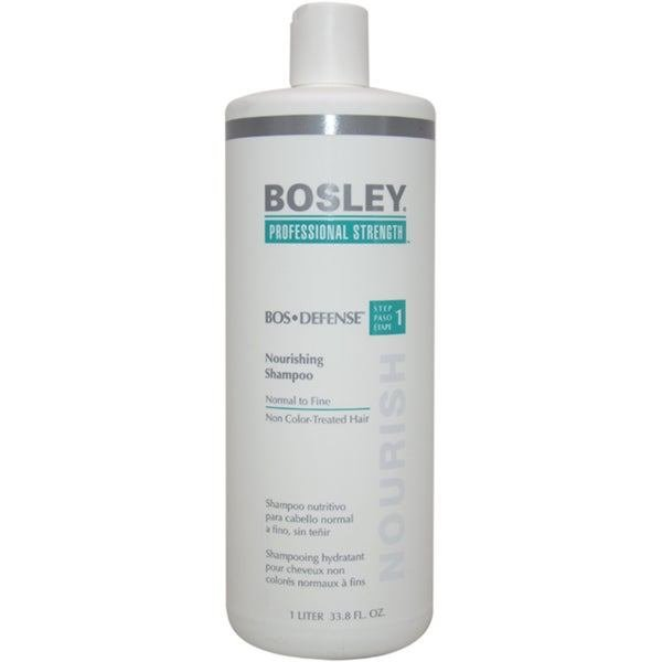 The Best Shop Bosley Defense Nourishing 33 8 Ounce Shampoo For Pictures