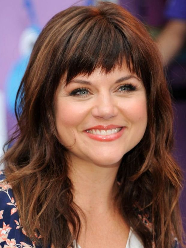The Best And Worst Bangs For Pear Shaped Faces Beautyeditor Pictures