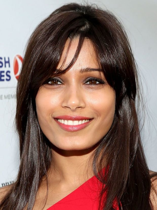 The Best And Worst Bangs For Diamond Faces Beautyeditor Pictures