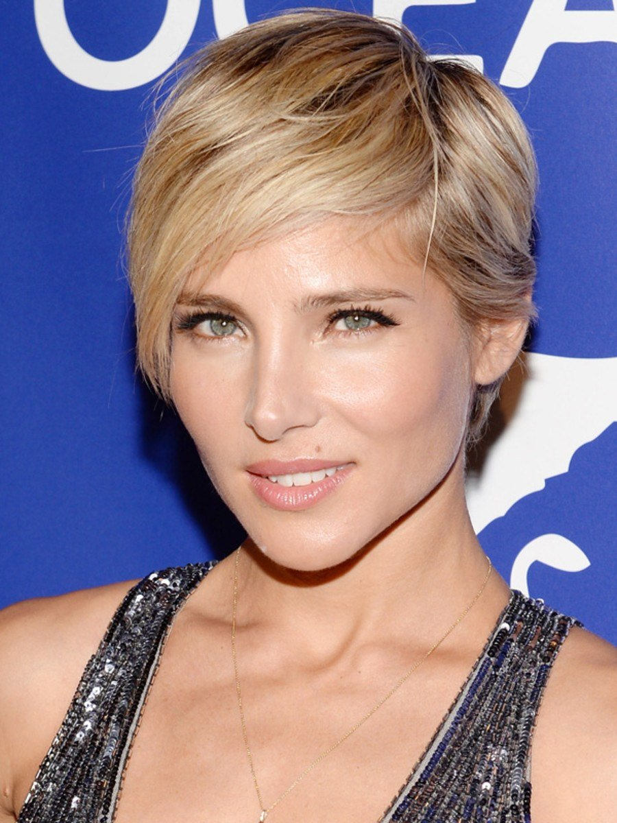 The Best Elsa Pataky Has The Best Short Haircut I Ve Ever Seen Pictures