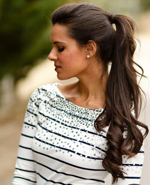 The Best Ponytail Hairstyles Vpfashion Pictures
