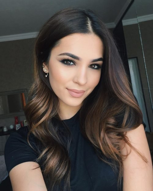 The Best 41 Incredible Dark Brown Hair With Highlights Trending Pictures