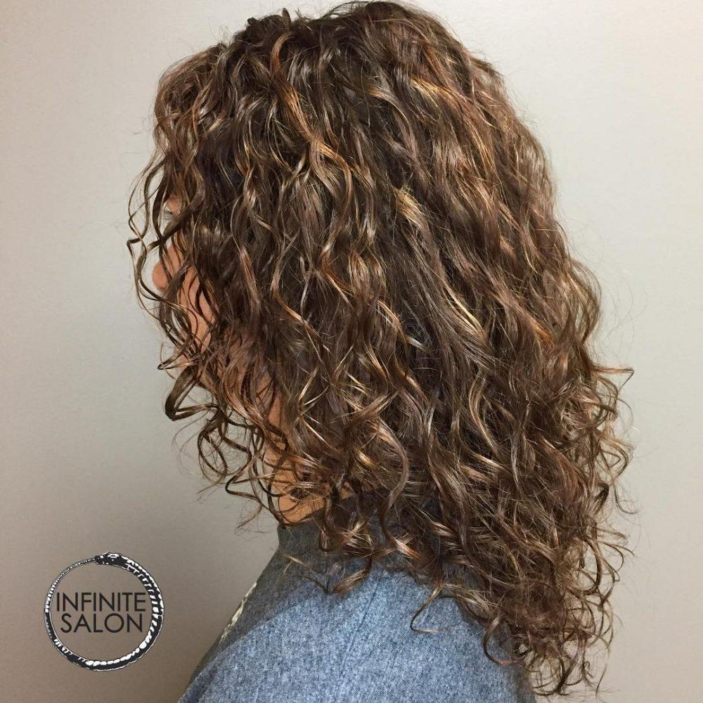The Best 24 Best Shoulder Length Curly Hair Ideas 2019 Hairstyles Pictures