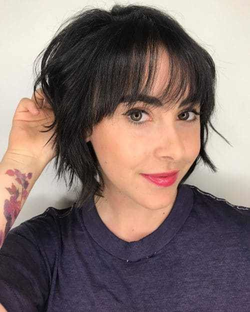 The Best 26 Flattering Short Hair With Bangs To Try For 2019 Pictures