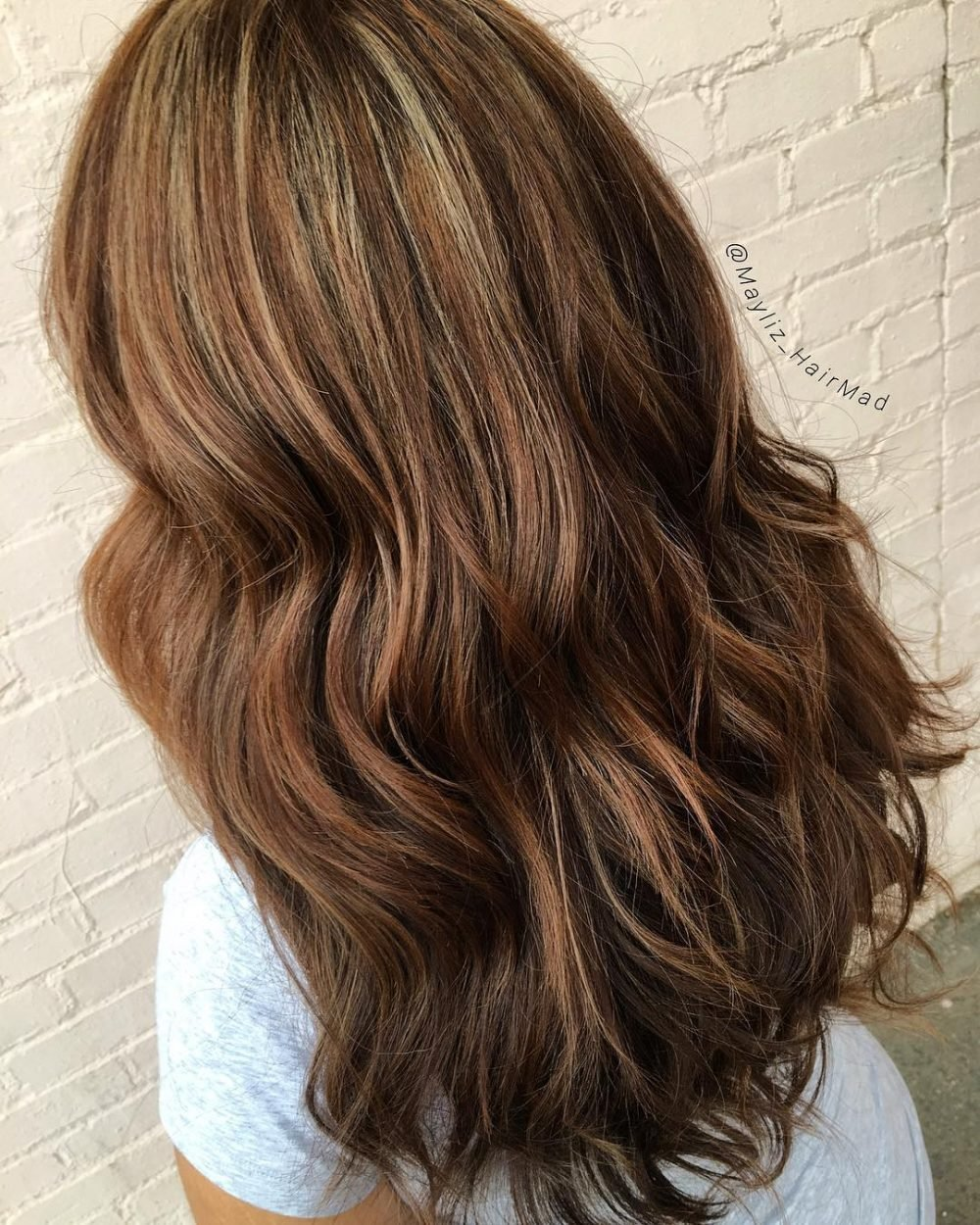 The Best 35 Most Delectable Caramel Highlights You'll See In 2019 Pictures
