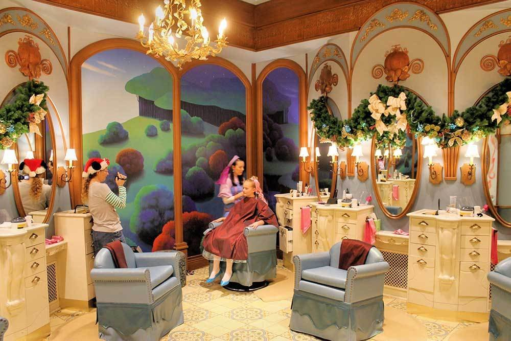 The Best The Royal Treatment At Bibbidi Bobbidi Boutique Pictures