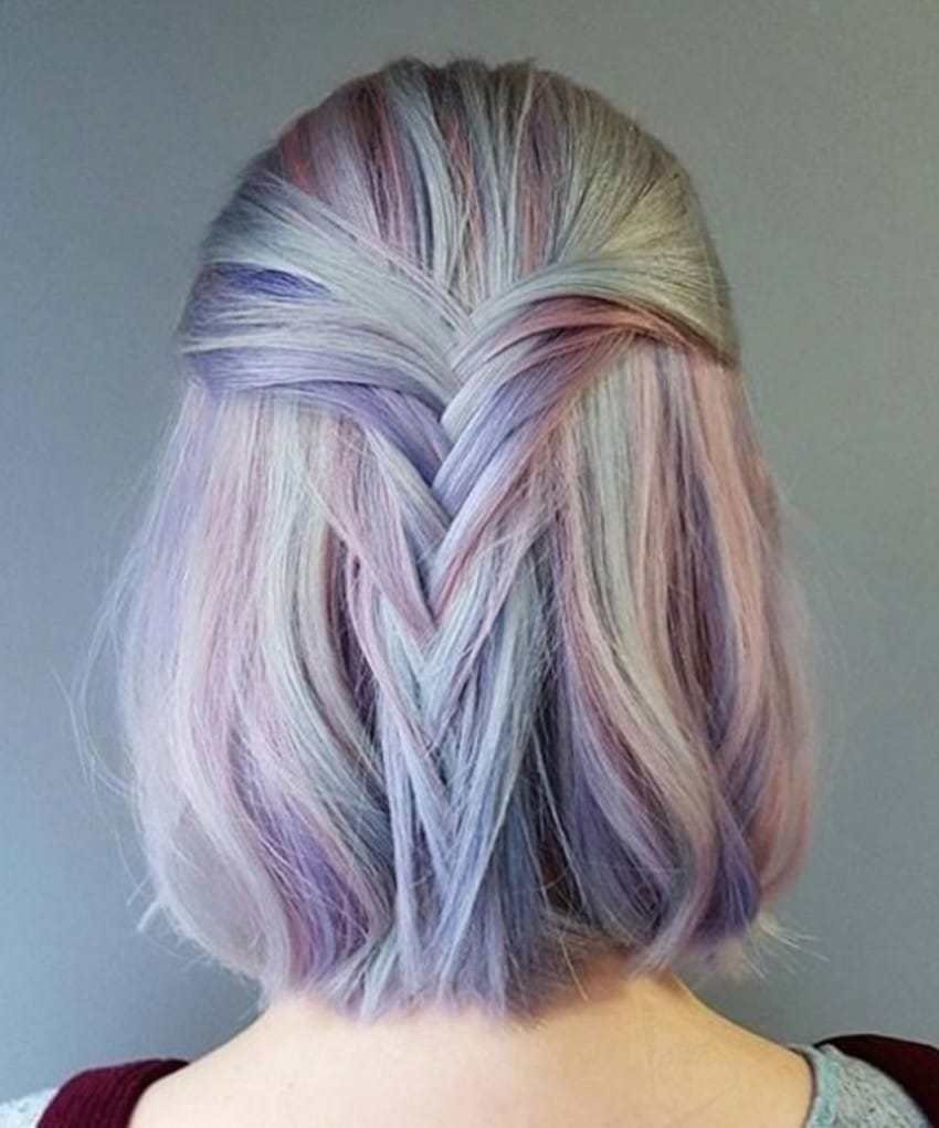 The Best Oil Slick Hair Color Trend Is Both A Subtly Beautiful And Pictures