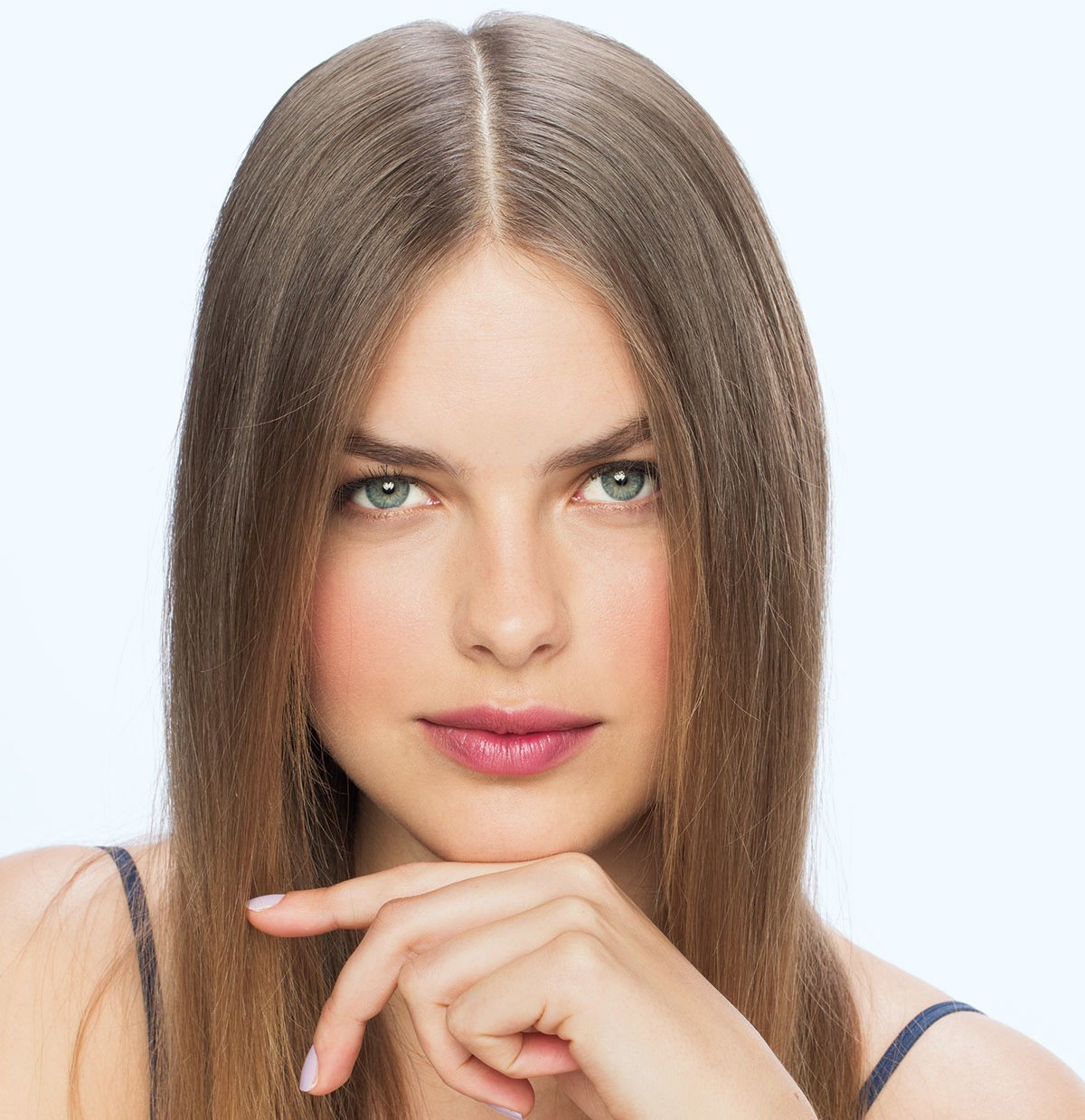 The Best 5 Fresh Ways To Part Your Hair Real Simple Pictures