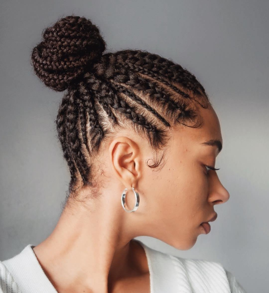 The Best Braided Hairstyles For 2019 Health Pictures