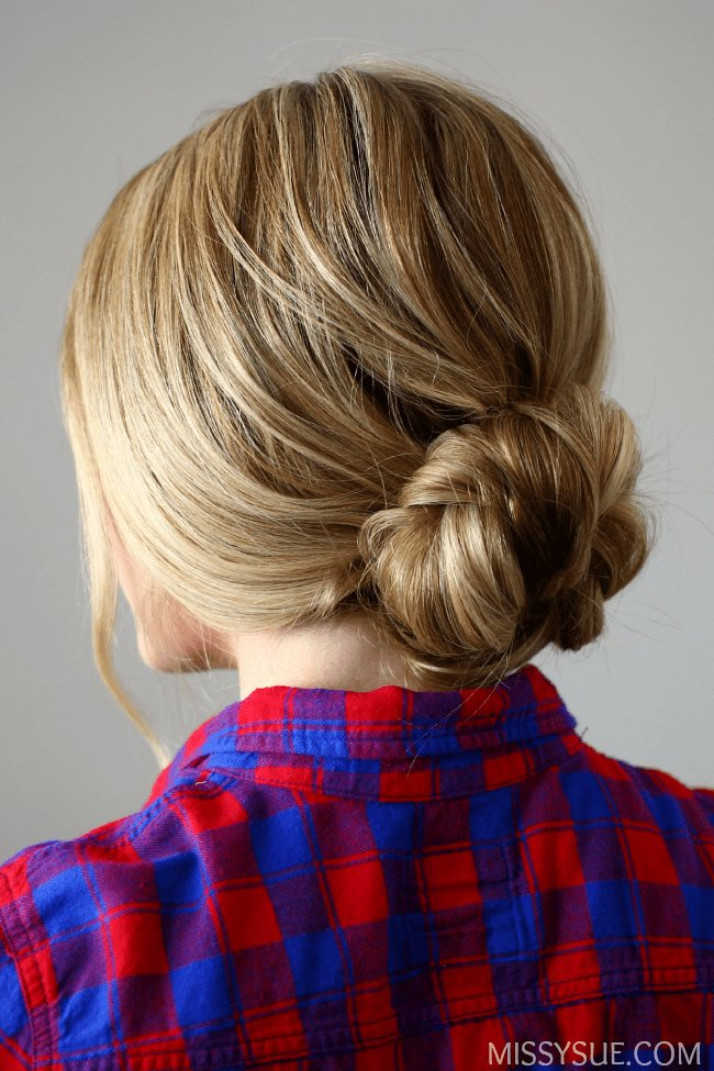 The Best 15 Easy Bun Hairstyles To Rock This Summer Pictures