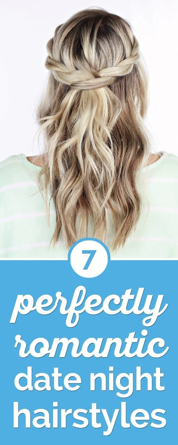 The Best 7 Perfectly Romantic Date Night Hairstyles Thegoodstuff Pictures