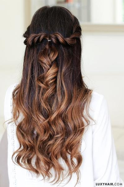 The Best 25 Easy Summer Hairstyles – Luxy Hair Pictures