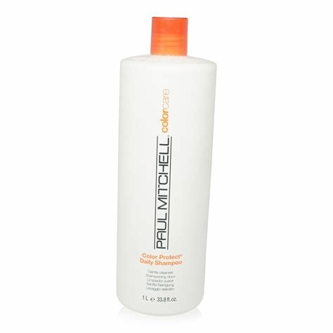 The Best Paul Mitchell Color Protect Daily Shampoo Liter Lala Daisy Pictures