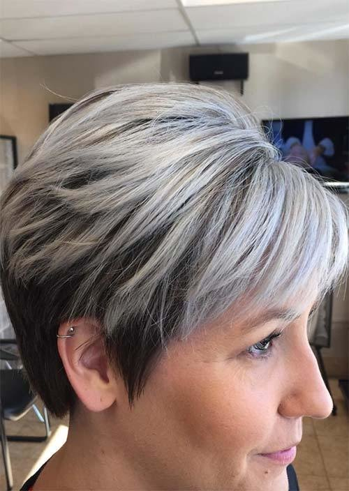 The Best Top 51 Haircuts Hairstyles For Women Over 50 Glowsly Pictures