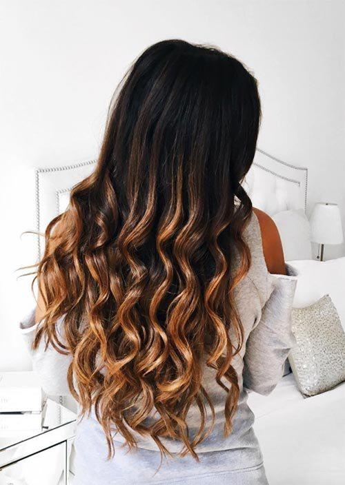 The Best 51 Chic Long Curly Hairstyles How To Style Curly Hair Pictures