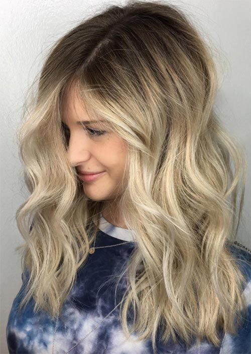 The Best 51 Medium Hairstyles Shoulder Length Haircuts For Women Pictures