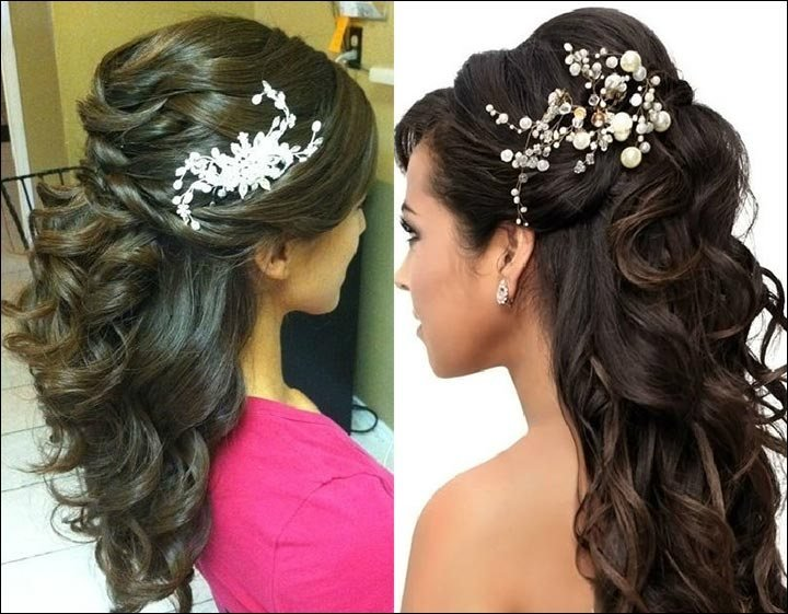 The Best Hindu Bridal Hairstyles 14 Safe Hairdos For The Modern Pictures