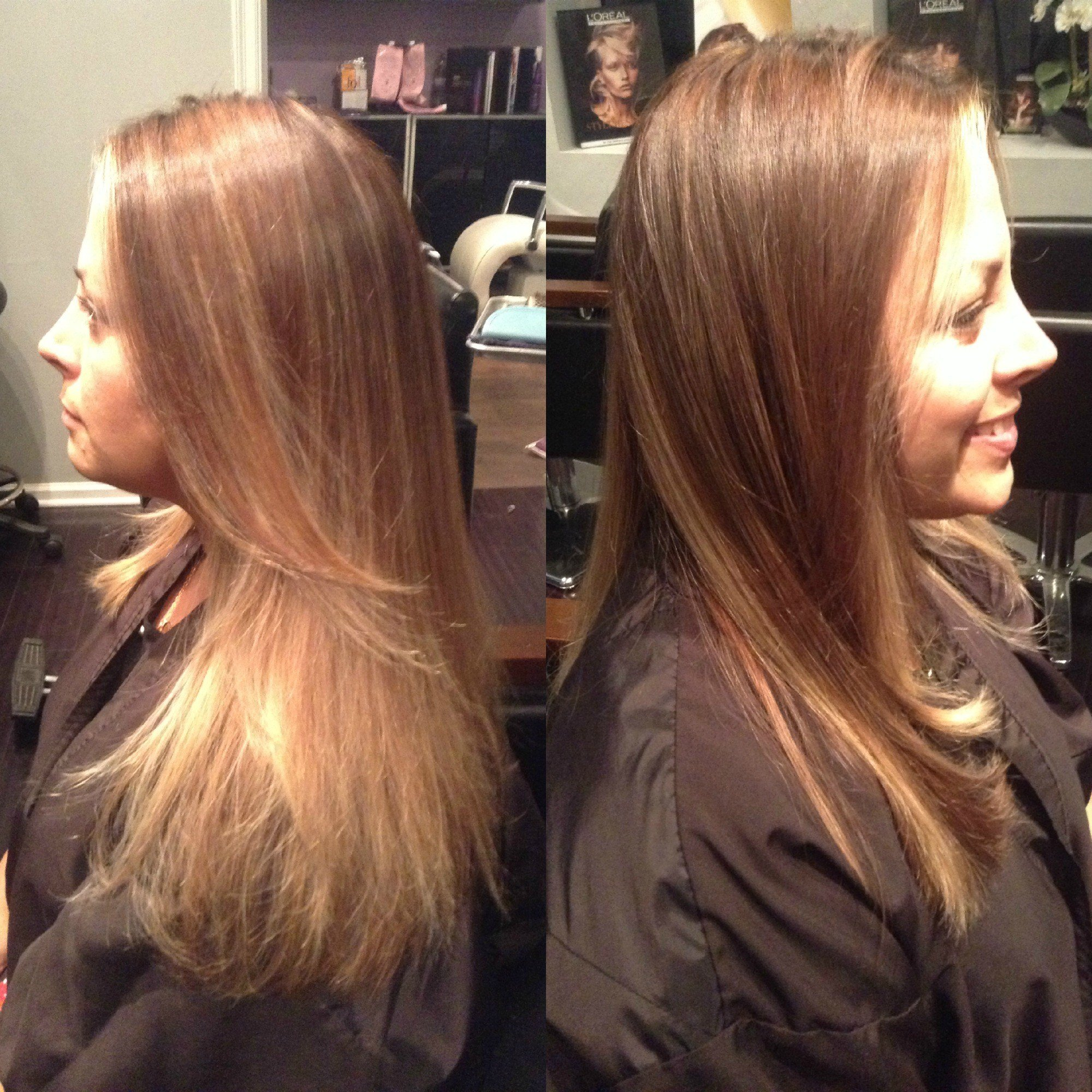 The Best Light Rich Brown Hair Color Hair By Zaklina Pictures