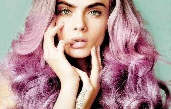The Best Benefits Of Using Semi Permanent Hair Color Hair Highlights Pictures