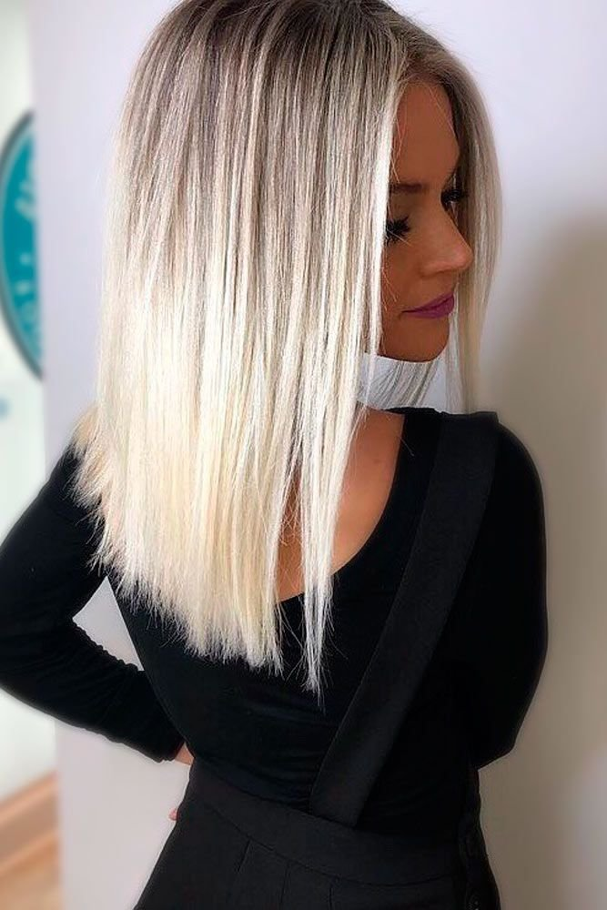 The Best Trendy Hair Color Try Platinum Blonde Hair Shade If You Want To Stand Out From The Crowd This Pictures