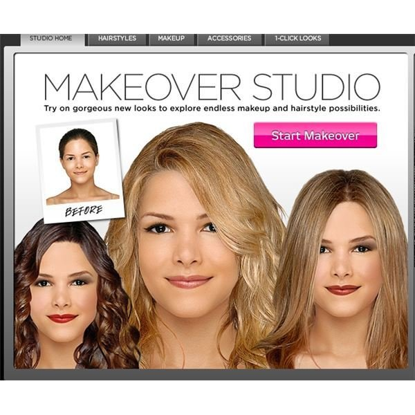 The Best Free Virtual Hairstyle Makeover Games Hair Pictures