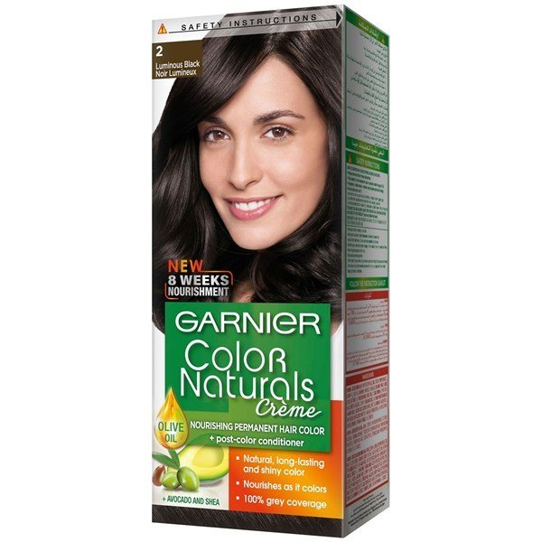 The Best Buy Garnier Color Naturals Crème Dark Brown Online In Uae Pictures