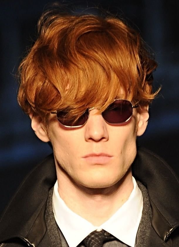 The Best 30 Cool Men S Red Hairstyles Inspirations Pictures