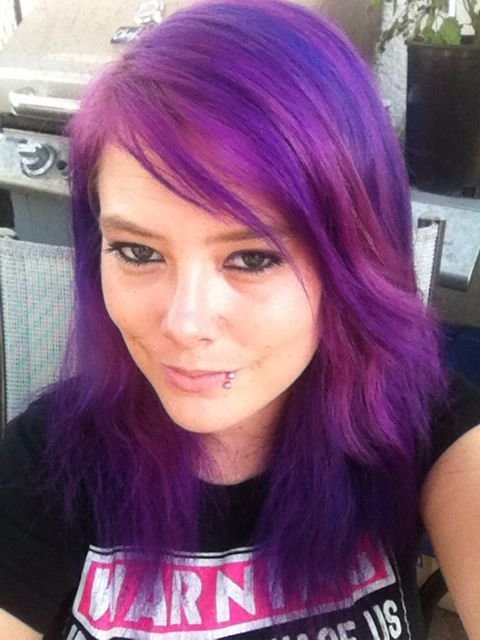 The Best My New Colour Ion Colour Radiant Orchid ️It Hair Pictures
