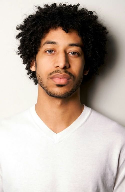 The Best 139 Best Men S Afros Images On Pinterest Curly Hair Pictures