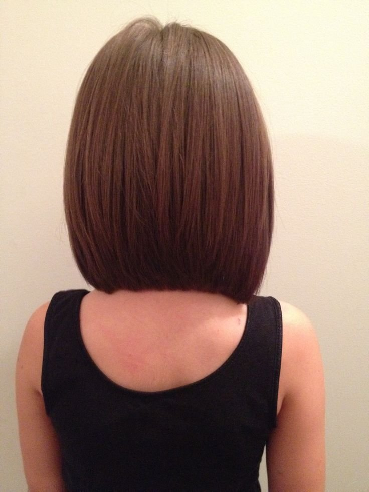 The Best Long Bob Haircuts Back View Hair Beauty Hair Hair Pictures