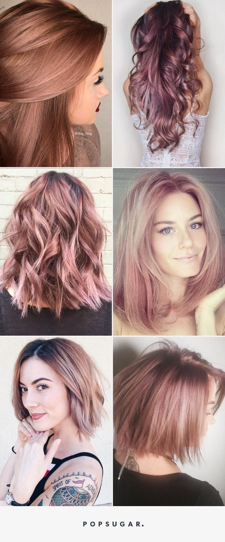 The Best 25 Unique Rose Gold Ombre Ideas On Pinterest Rose Gold Pictures