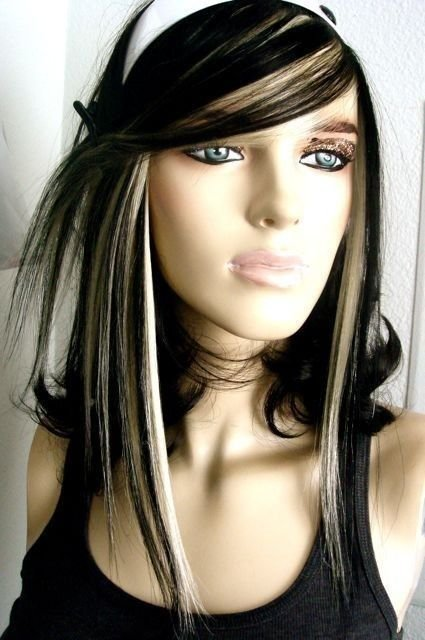 The Best 14 Wonderful Brunette Hairstyles With Blonde Highlights In Pictures