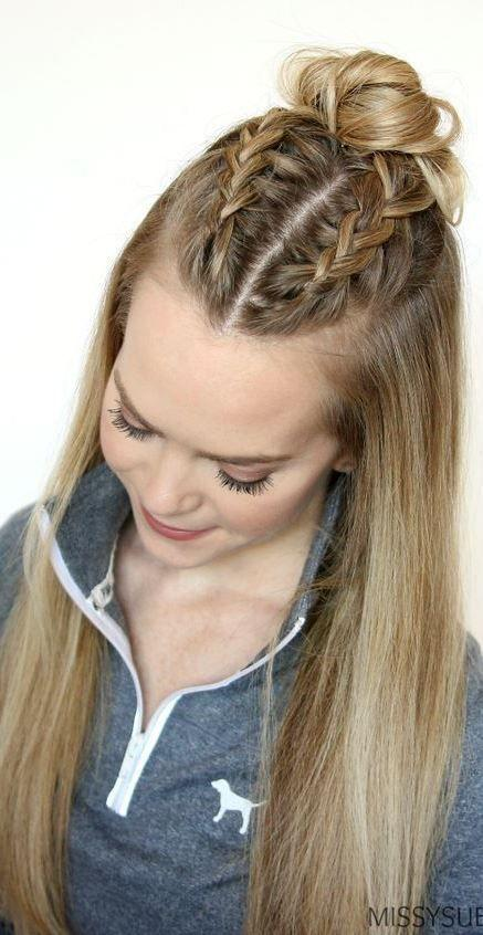 The Best Best 25 Thick Hair Hairstyles Ideas On Pinterest Easy Pictures